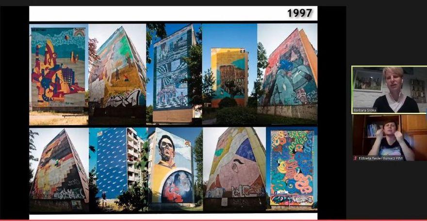 Jelenia Góra: O muralach na gdańskiej Zaspie