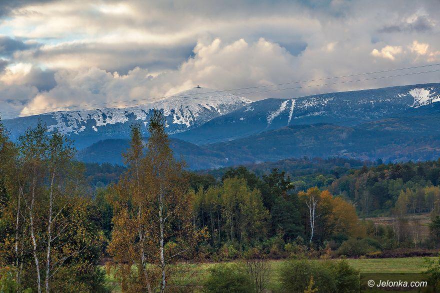 Region: Śnieżka w białej szacie