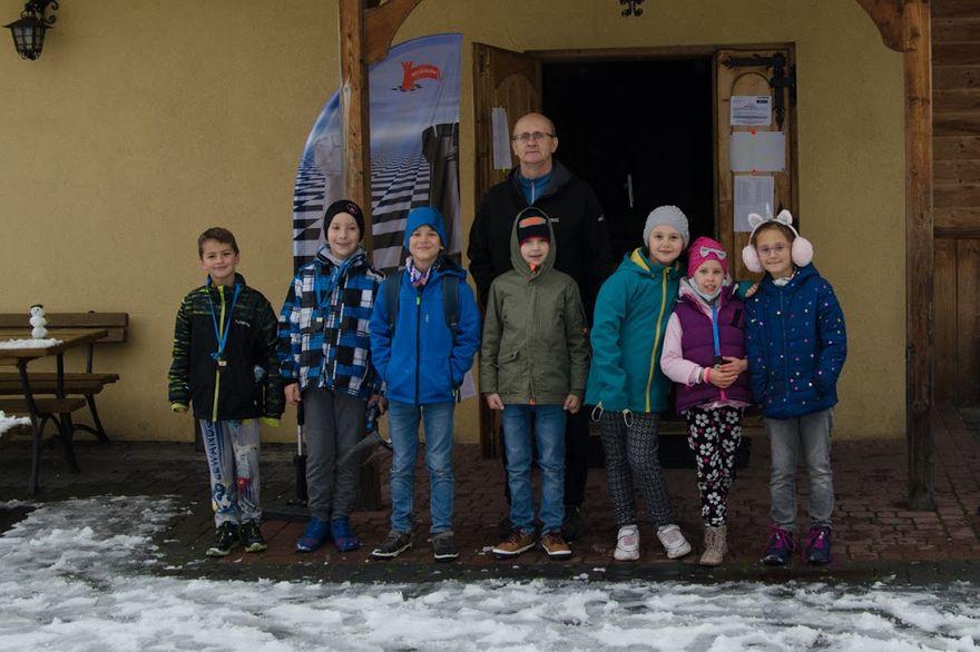 Poronin: Młodzi szachiści walczyli w mistrzostwach Polski