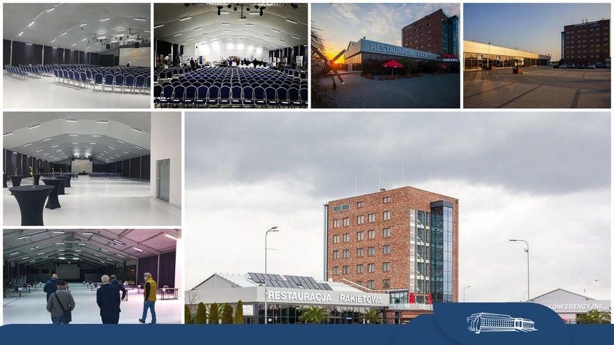 Wrocław: Szpital tymczasowy w centrum konferencyjnym