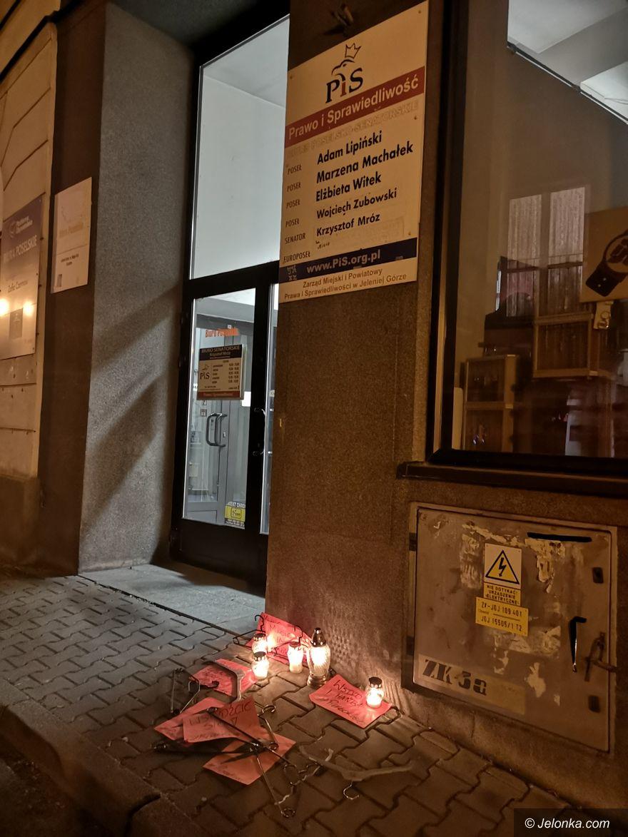 Jelenia Góra: Oburzeni wyrokiem TK w sprawie aborcji