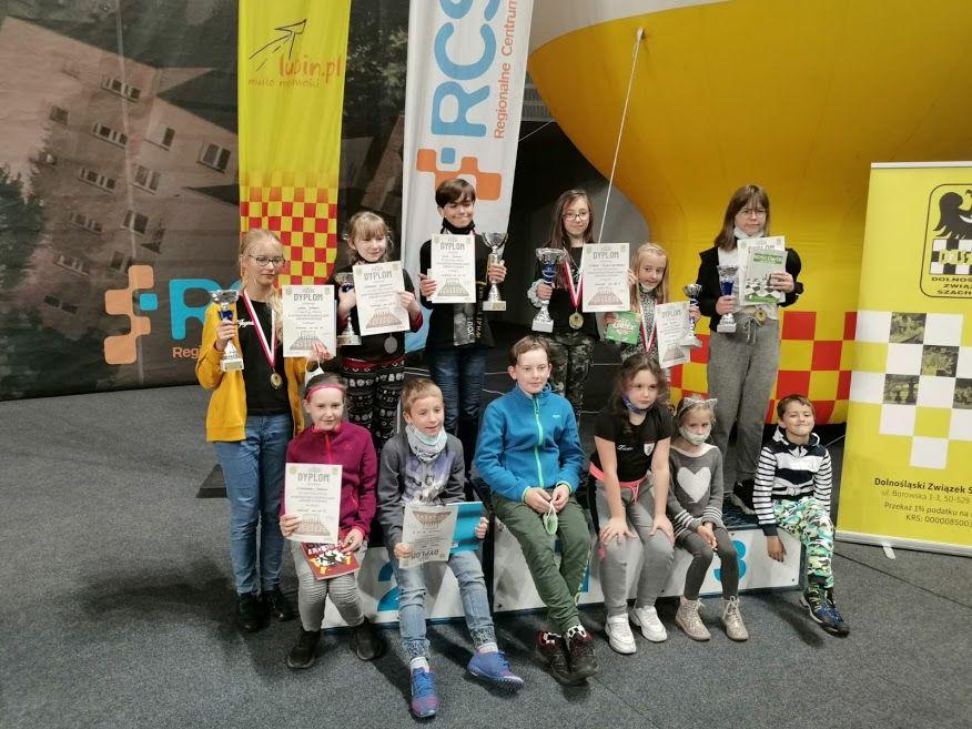 Lubin: Pół tuzina medali w Lubinie