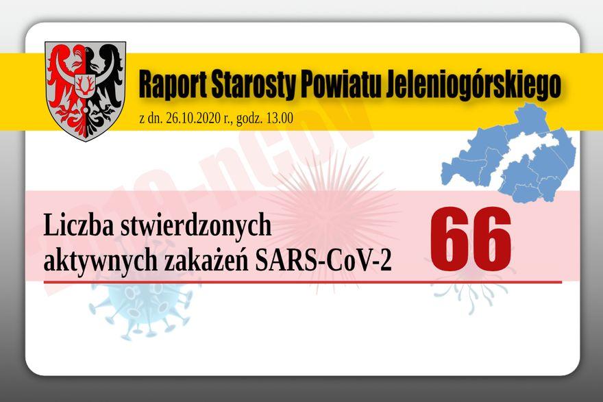 Powiat: Raport Tygodniowy Starosty Jeleniogórskiego