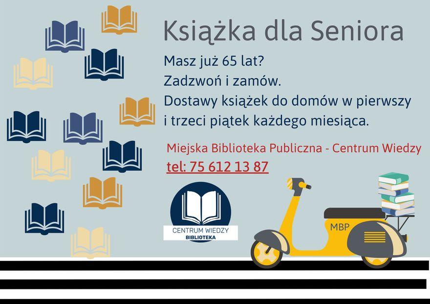 Bolesławiec: Książka do domu