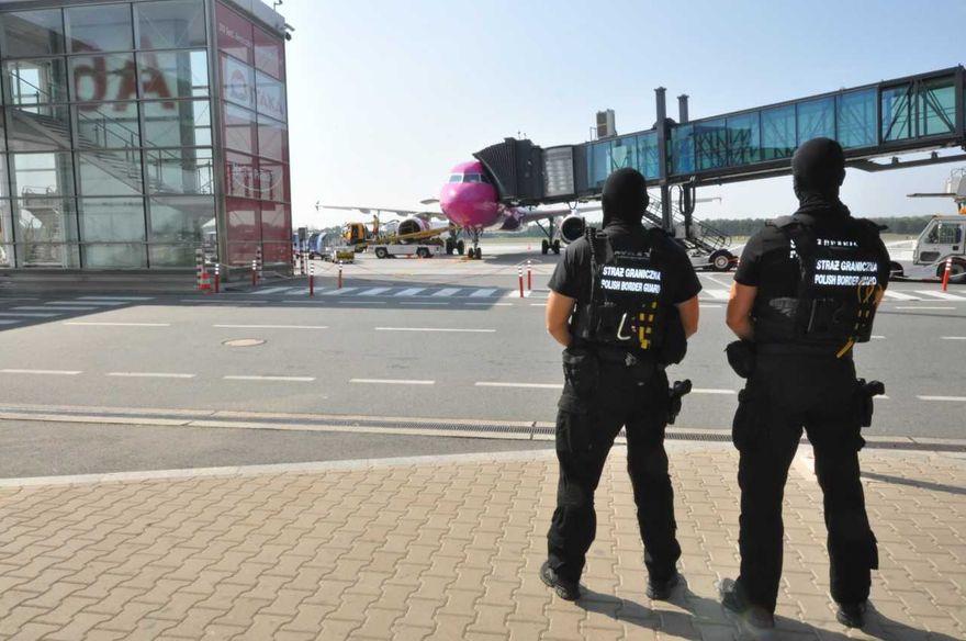 Wrocław: Awantura w samolocie