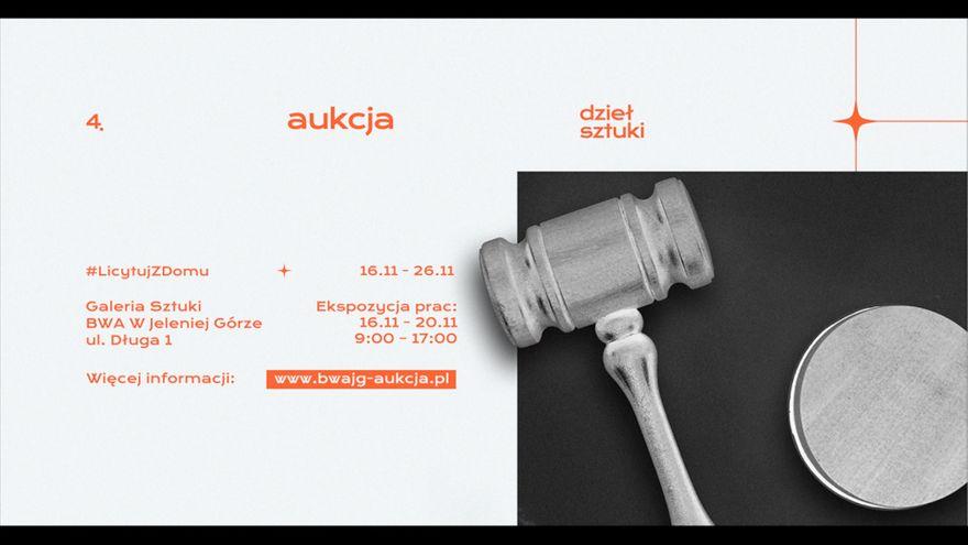 Jelenia Góra: Pomimo ograniczeń będzie w BWA aukcja dzieł sztuki!