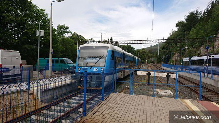 Region: Połączenia do Czech zostały zawieszone