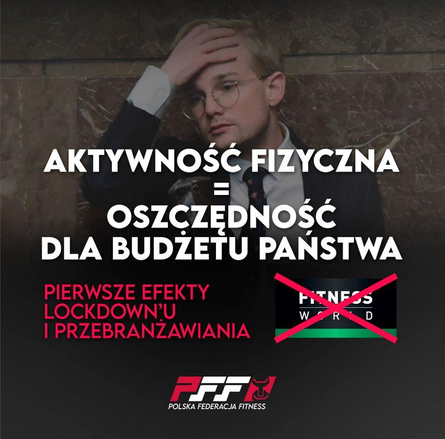 Polska: Fitness World z wnioskiem o upadłość