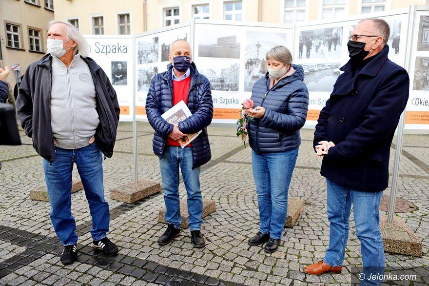 Jelenia Góra: Wystawa zdjęć Andrzeja Szpaka