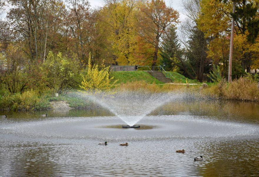 Lwówek Śląski: Park odzyskuje blask