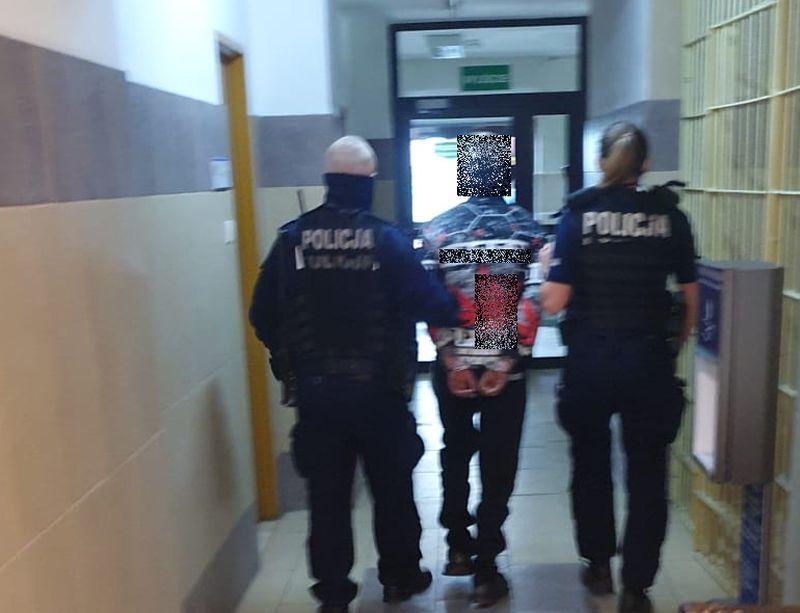 Jelenia Góra: Recydywista zatrzymany