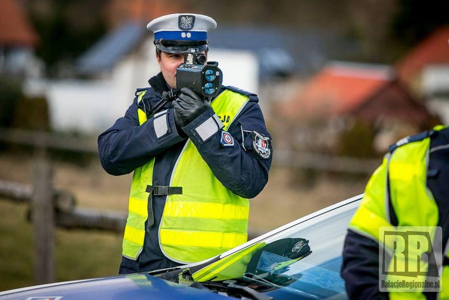 Powiat kamiennogórski: Policyjna akcja