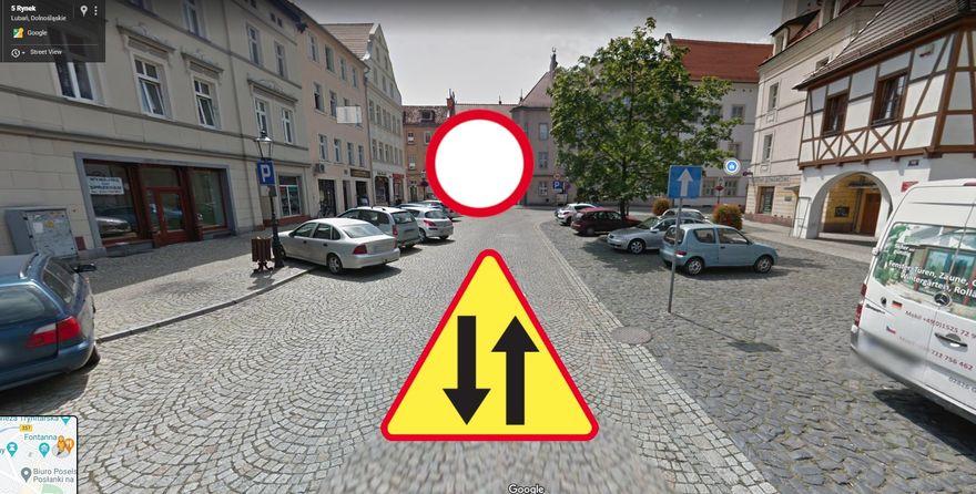 Lubań: Strefa płatnego parkowania nieczynna