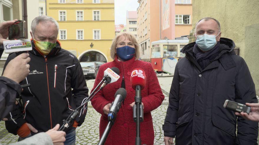 Jelenia Góra: Mówili o konsekwencjach polskiego weta w unii