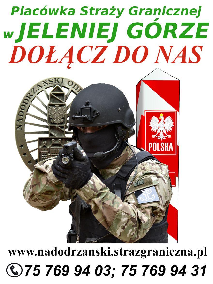 Jelenia Góra: Nabór do Straży Granicznej w Jeleniej Górze