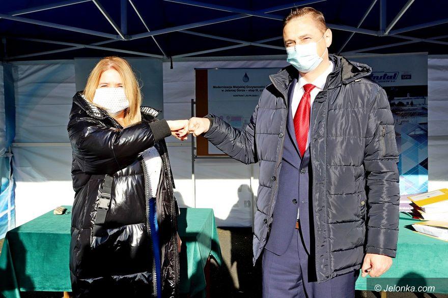 Jelenia Góra: Inwestycja, dzięki której zniknie fetor z oczyszczalni