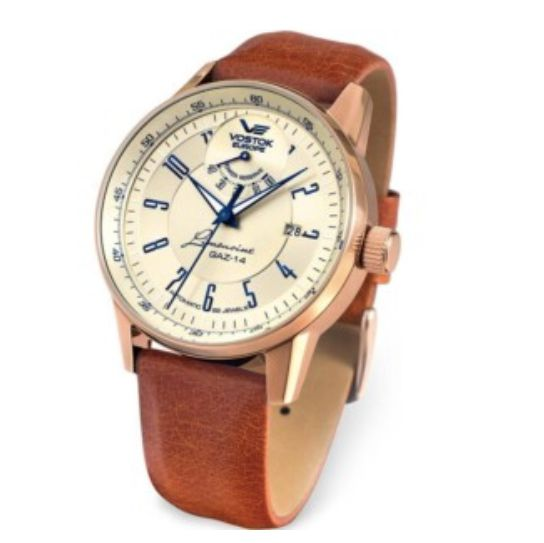 Polska: Eleganckie zegarki Vostok Limousine – zobacz, co je wyróżnia na tle konkurencji