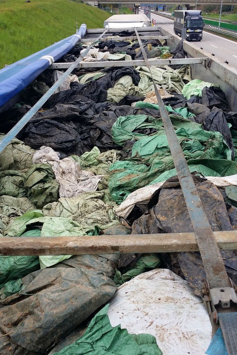 Region: Nielegalne odpady zostały zatrzymane