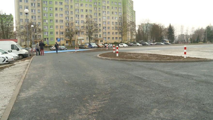 Jelenia Góra: Nowy parking na Zabobrzu