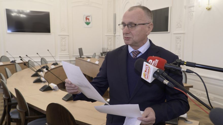 Jelenia Góra: Spór prezydenta z marszałkiem, kto ma rację?
