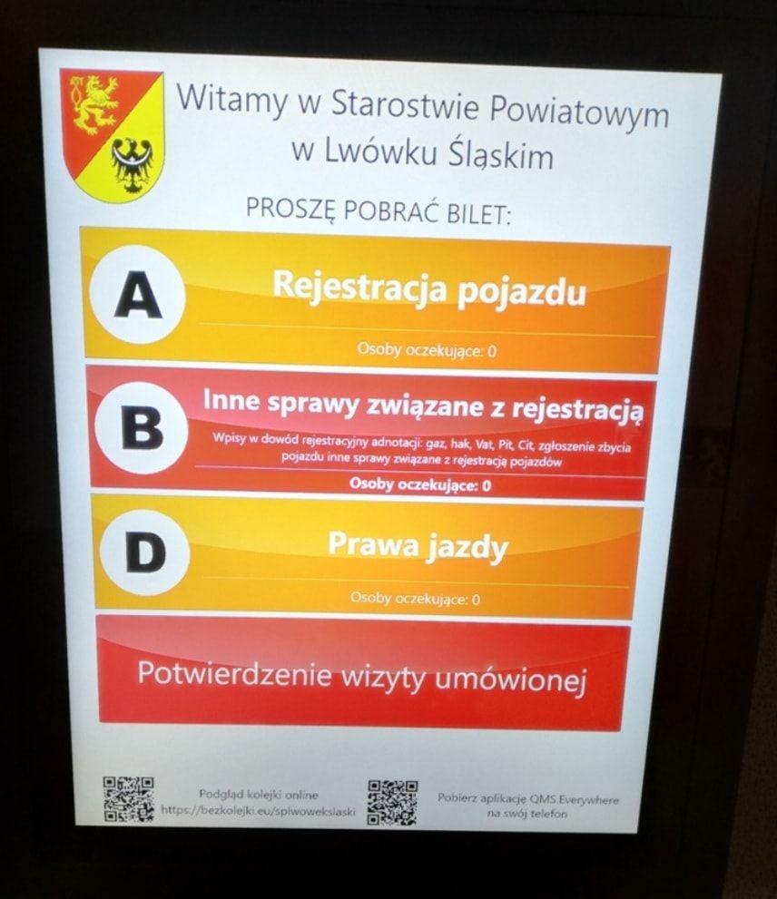 Lwówek Śląski: Rusza system kolejkowy