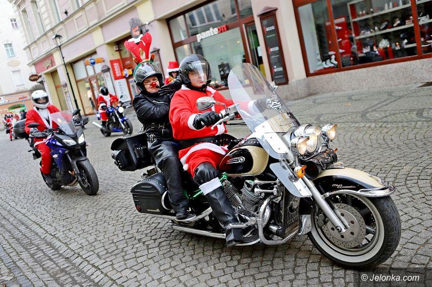 Region: Motocyklowi Mikołaje pamiętali o dzieciach
