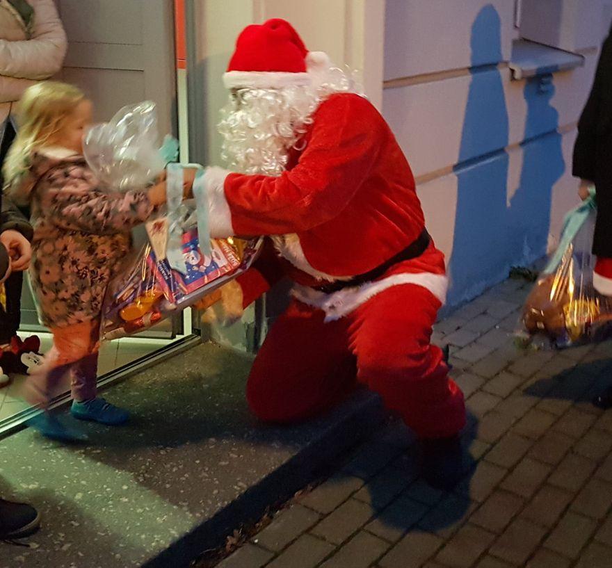 Jelenia Góra: Mikołaj nie zawodzi
