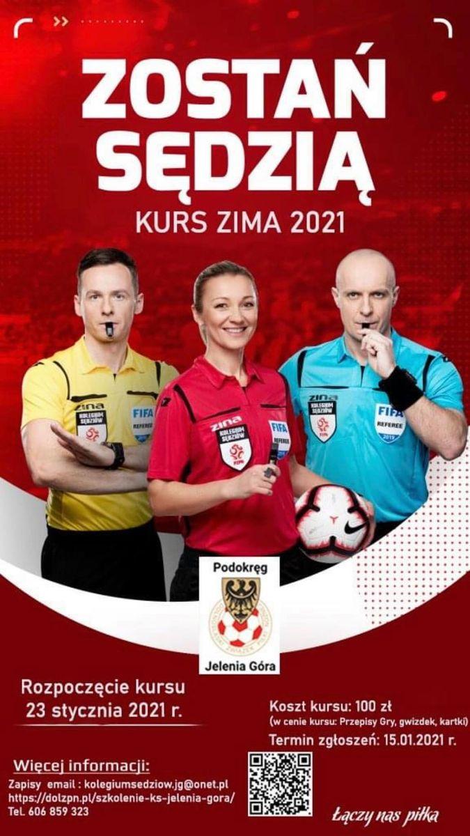 Region: Zostań sędzią piłkarskim
