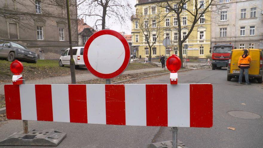 Jelenia Góra: Kolejne zmiany na alei Wojska Polskiego