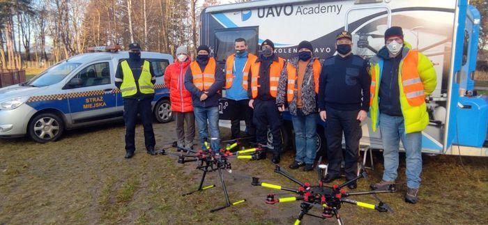 Jelenia Góra: Będzie dron na trucicieli