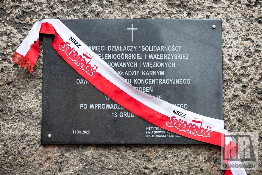 Kamienna Góra: Pamięci ofiar stanu wojennego
