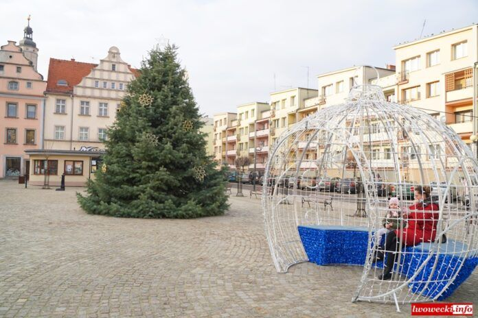 Lwówek Śląski: Miasto pięknie ozdobione