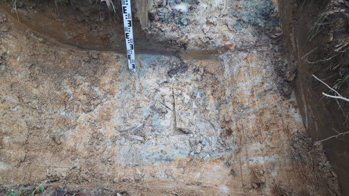 Gryfów Śląski: Znaleziono szczątki żołnierzy