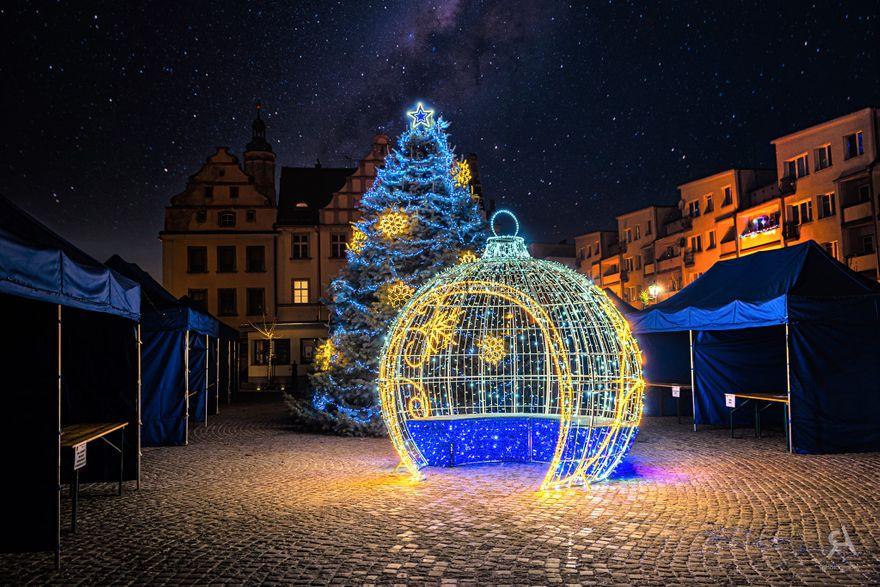 Lwówek Śląski: Świąteczny jarmark