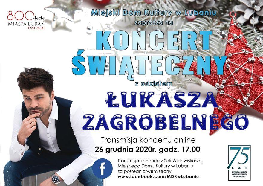 Lubań: Koncert świąteczny