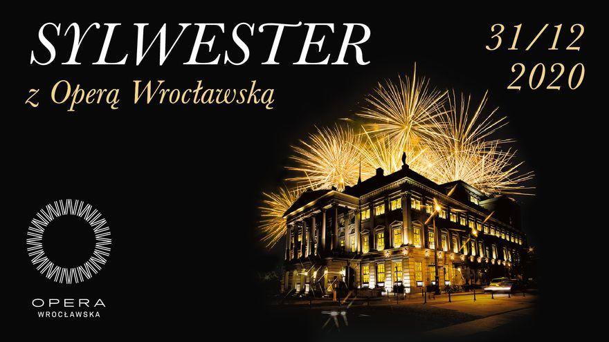Wrocław: Sylwester z Operą Wrocławską online