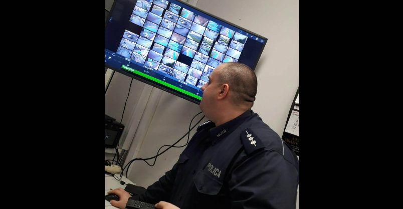 Złotoryja: Policyjny monitoring