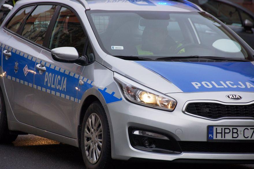 Lwówek Śląski: Kierowca z bronią i pod wpływem narkotyków