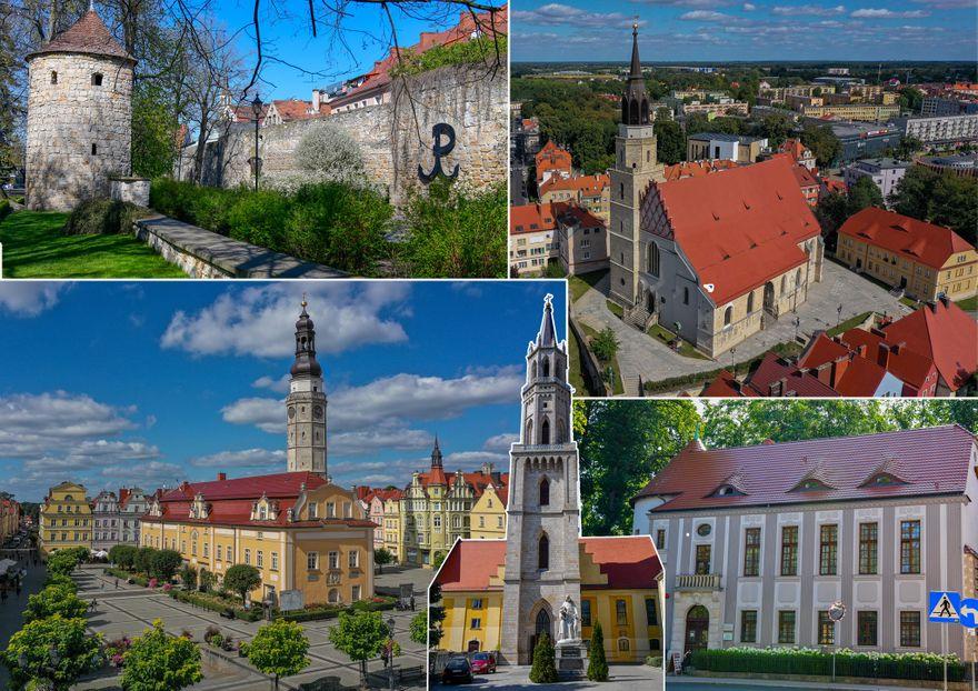Bolesławiec: Wyróżnienie za zabytki