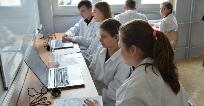 Złotoryja: Unijne wsparcie szkół