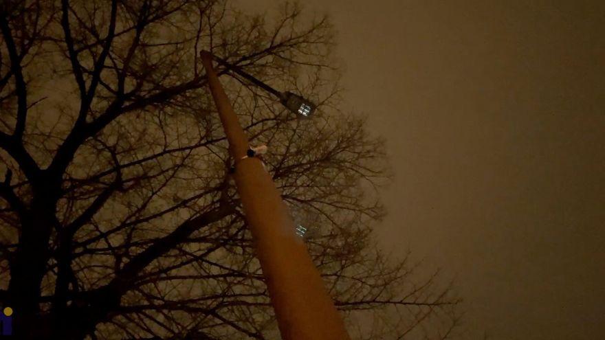Jelenia Góra: Nie wszystkie latarnie świecą tak jak powinny