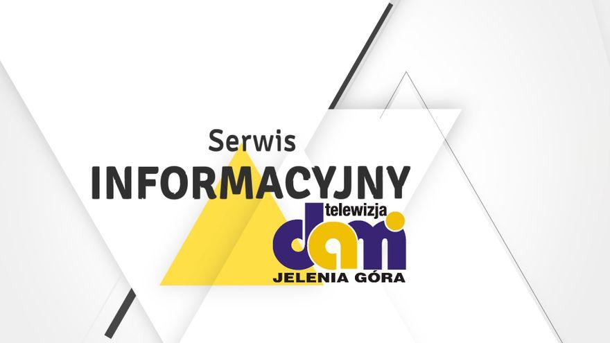 Jelenia Góra: 8.01.2021.Serwis Informacyjny TV Dami Jelenia Góra