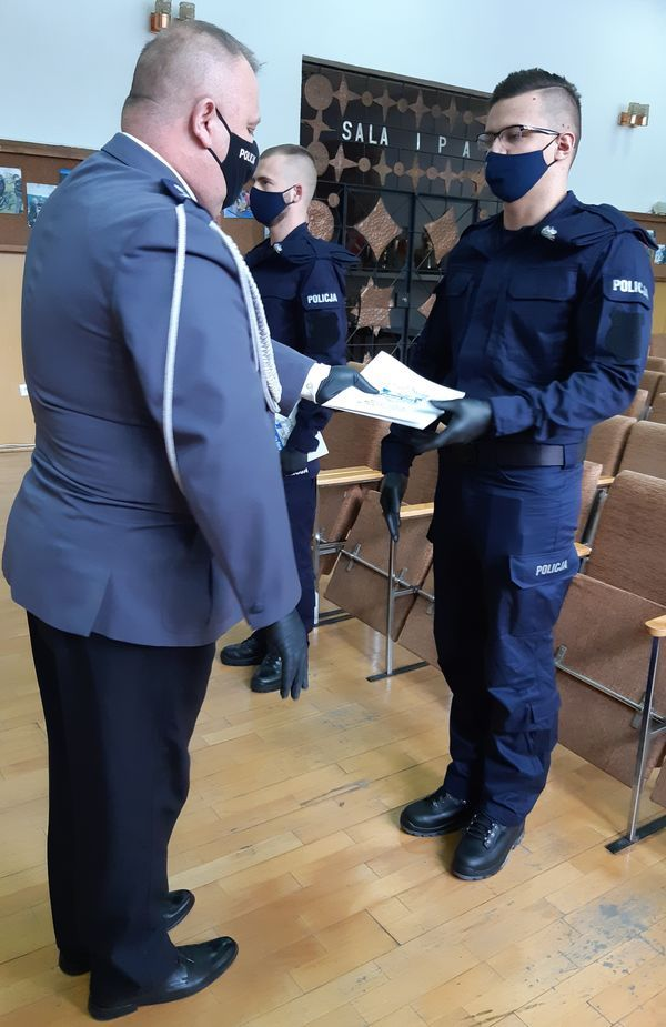 Jelenia Góra: Ślubowali policjanci