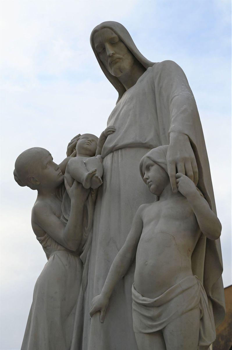Bolesławiec: Cenna rzeźba odnowiona