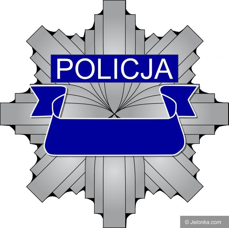 Bolesławiec: Niedoszły samobójca zaatakował policjantów