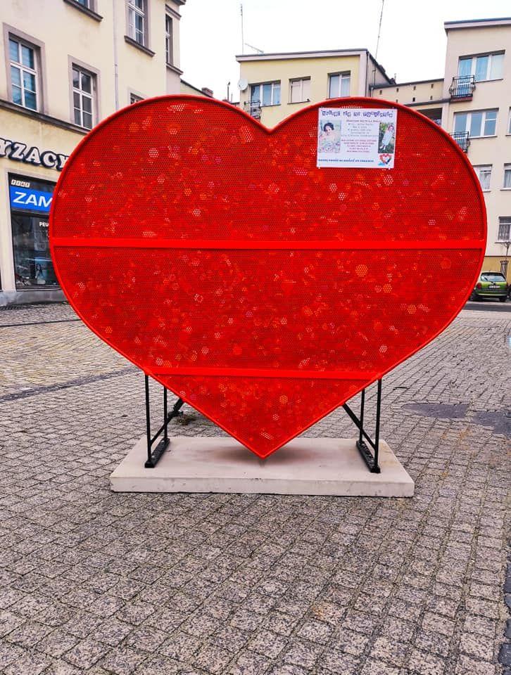 Lwówek Śląski: Serce dla Amelki