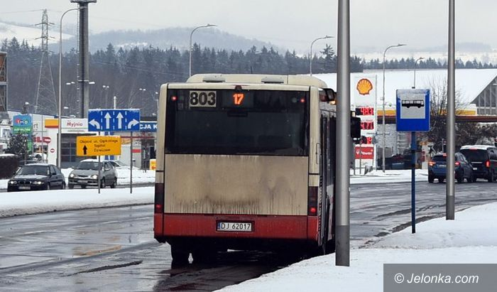 Jelenia Góra: Autobusy – brudasy