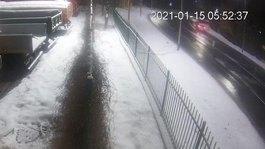 Jelenia Góra: Rano ulice były zasypane
