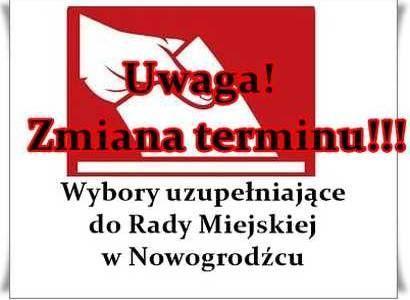 Nowogrodziec: Wybory przesunięte