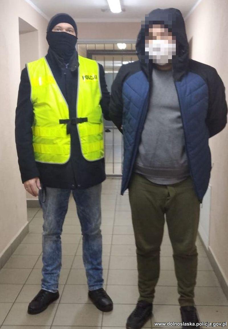 Kamienna Góra: Oszust w areszcie